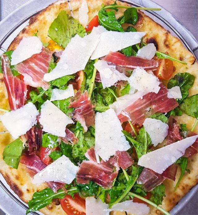 Pata Negra Pizza